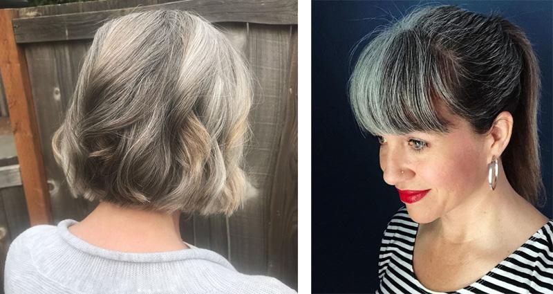 leszokni az ősz haj elhagyásáról)